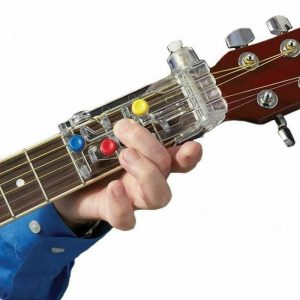 Chord Buddy Guitar Teaching Aid Chords Assistant Chordbuddy Practice Learning System for Guitar Learning Guitar Accessories