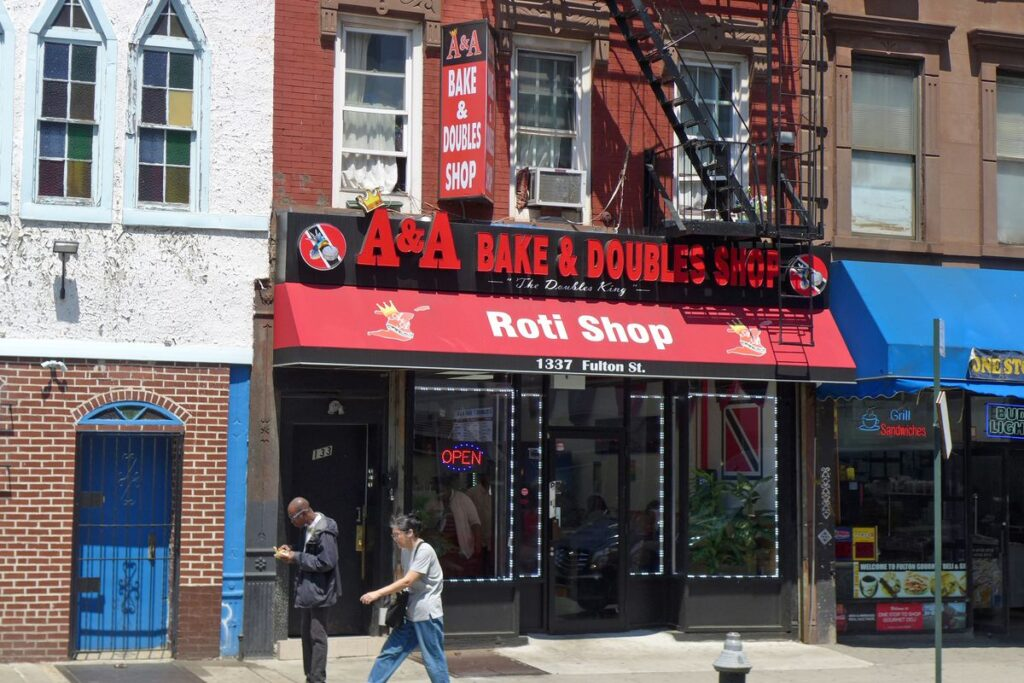 A&A Bake Doubles and Roti Shop