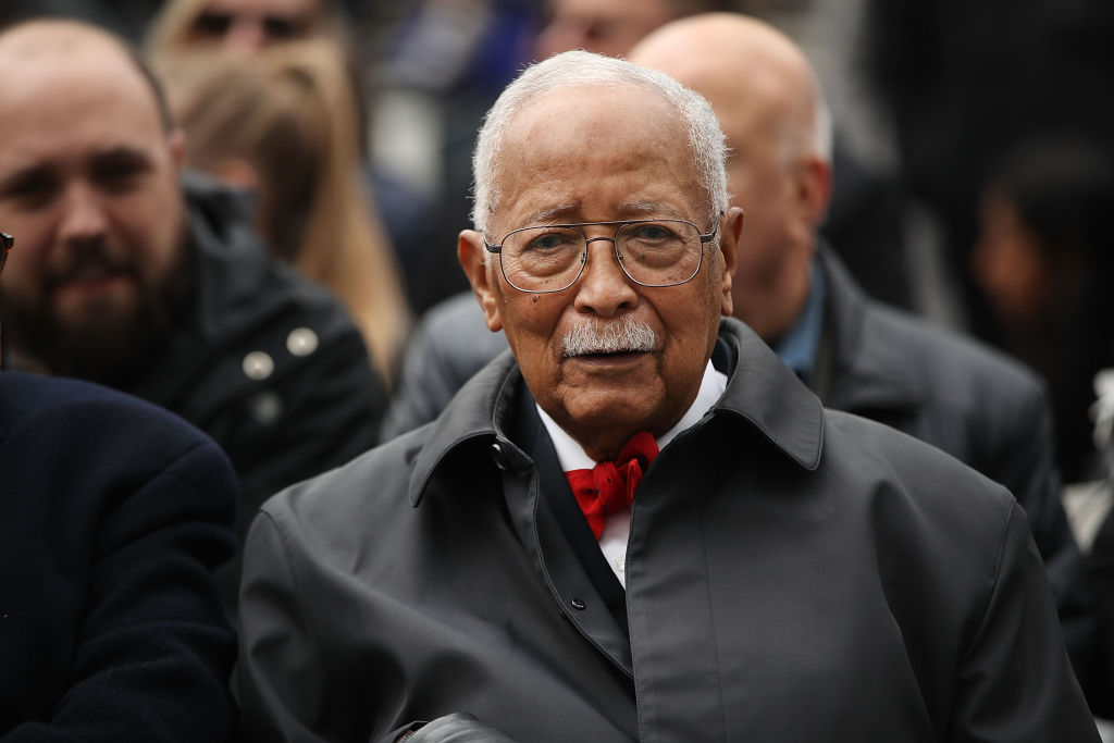 New York City's First and Only Black Mayor Has Died at Age 93